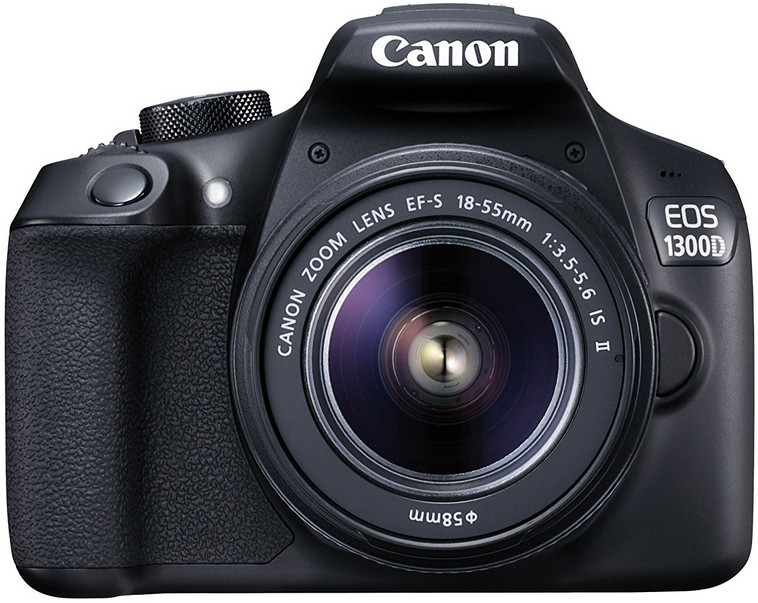 Canon EOS 1300D Discount Offer Flipkart Amazon