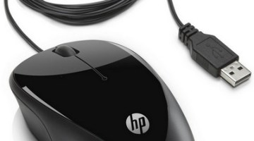 HP X1000 Wired Mouse Deal Amazon Great Indian Sale 2017