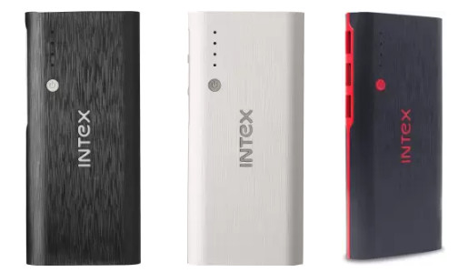 Intex 12,500mAh Power Bank Deal Flipkart