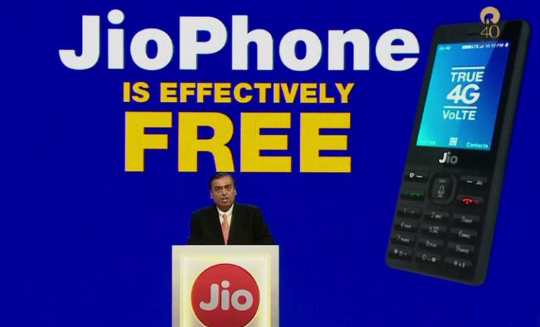 Jio Phone Terms And Conditions