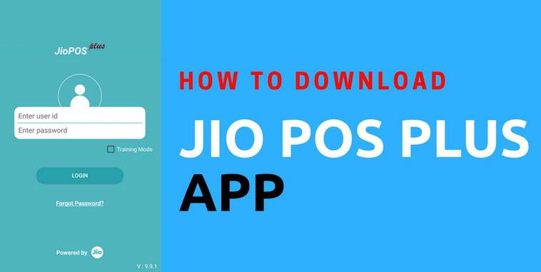 Jio POS Plus Download New Version 2018 [Latest & 100% Secure]