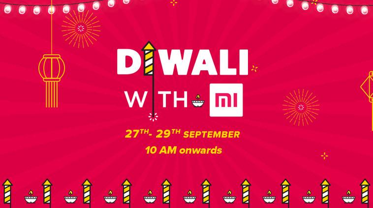 Mi Diwali Sale 2017