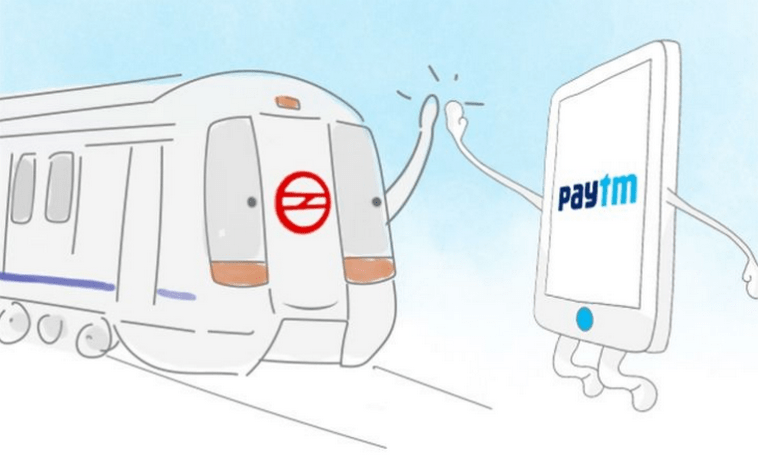 Paytm Metro Cashback Offer