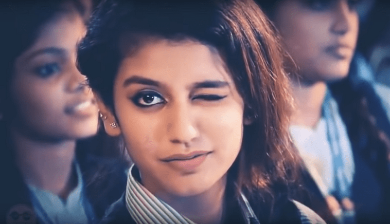 Who Is Priya Prakash Varrier?