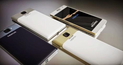 4gb ram nokia smartphones