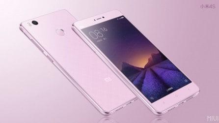 Xiaomi Mi4s vs Xiaomi Redmi Note 3 Pro