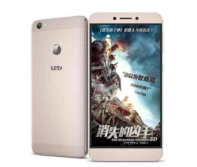 Smartphone Leeco Dengan Ram  Gb Monster Segera Datang