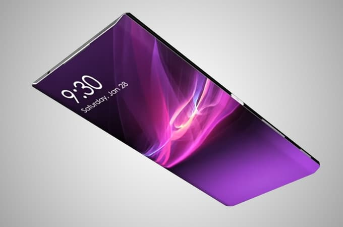 Image result for sony xperia foldable