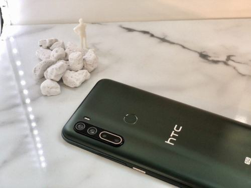 Huawei Enjoy 20 Plus 5G vs HTC U20: 5000mAh battery, 48MP cameras!