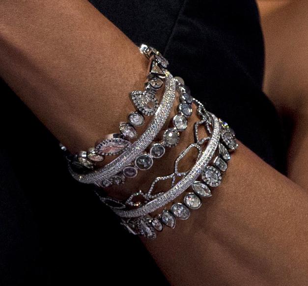 Michelle Obama Rocks Kimberly McDonald Jewelry At The 2013