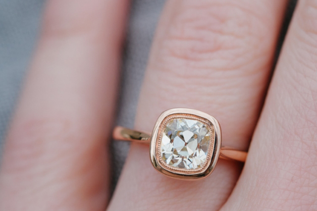 Jewel Of The Week Swoon Rose Gold Romance PriceScope