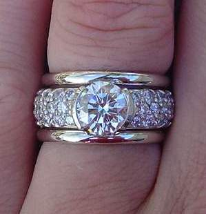 Show Us Your Bezel Rings Show Me The Bling Rings