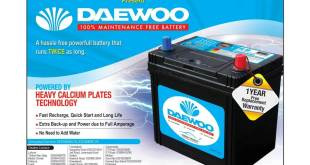 Daewoo Battery Price 2019 Korean, Malaysian In Pakistan