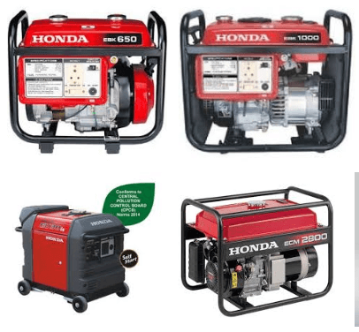 Honda Generators Prices In Pakistan 2019 List Of Latest Models