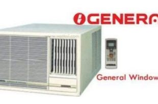 General 0.5 Tons Window AC