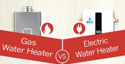 Best Instant Gas Geyser VS Electic heater