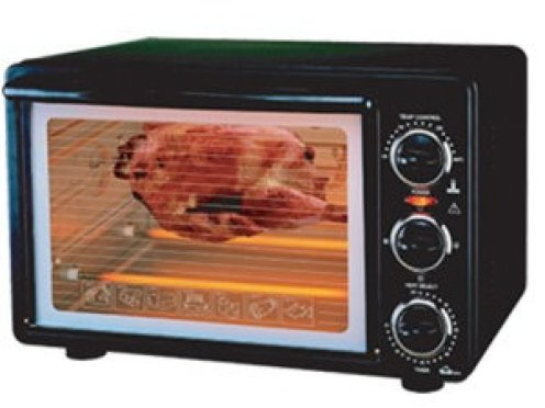 Anex oven for hot food