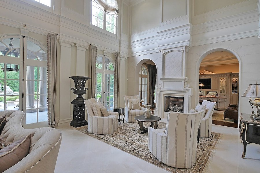 16000 Sq Ft Oakville ON Manor With Indoor Pool Yours