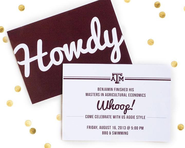 Howdy-Grad-Announcement