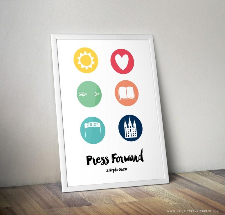 YW 2016 Mutal Theme Printable   Prickly Pear Design Co.