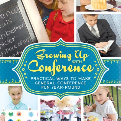 A General Conference Book Review: 'Growing Up With Conference' from Sweetly Made Just For You