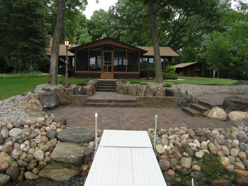 Outside Pond Ideas