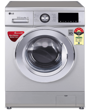What is inverter fully automatic washing machine?