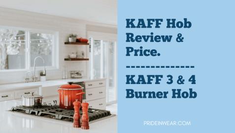 KAFF Hob Price In India