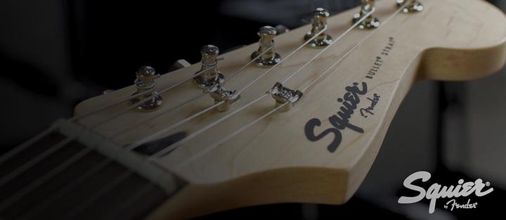 Guitarras Fender Squier Bullet