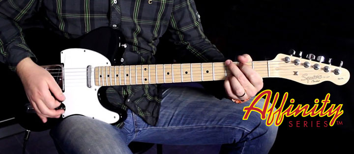 Fender Squier Affinity Series