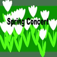 Spring Concerts