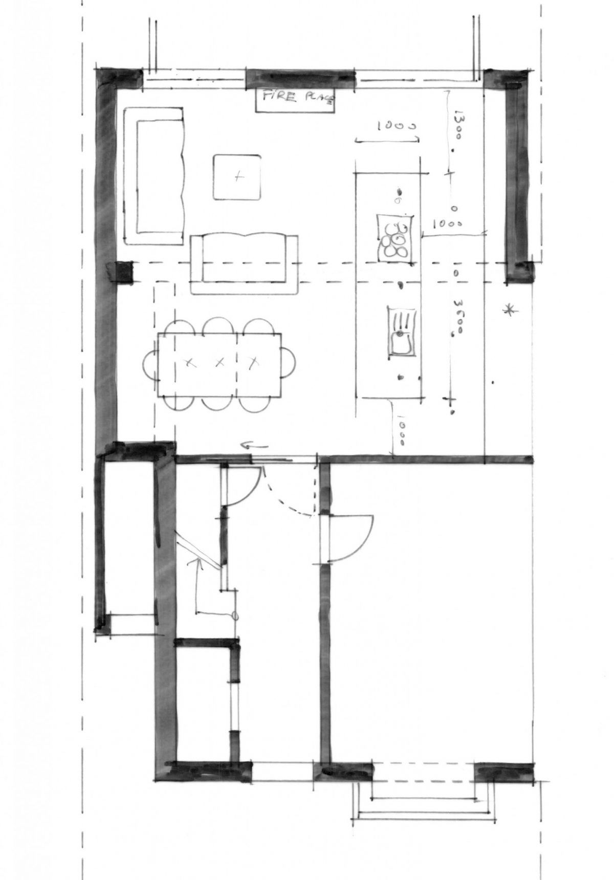 Redesign House Layout In Huyton Liverpool