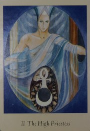 Intuitive Tarot - Major II - High Priestess