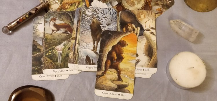 Choosing Tarot & Being New To It