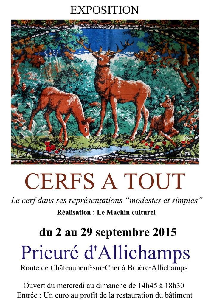Expo Cerf à tout septembre 2015
