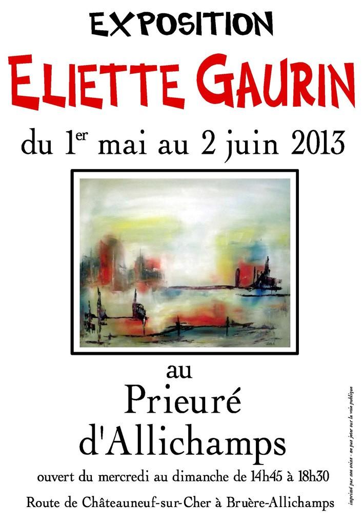 Expo Eliette Gaurin projet affiche retenu Nr2