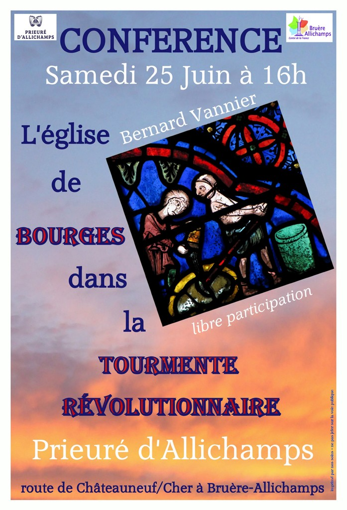 L'eglisedeBourgesdanslatourmenteRévolutionnaire Bs