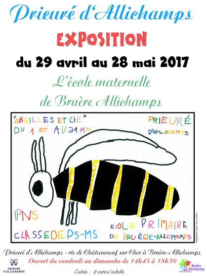 Saison 2017 – Ecole maternelle de Bruère-Allichamps