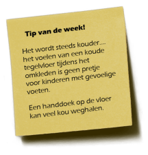 Tip van de week! wk 44