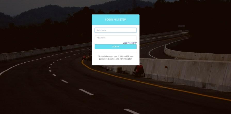 Pembuatan Sistem Informasi Jalan Rusak Kabupaten Garut