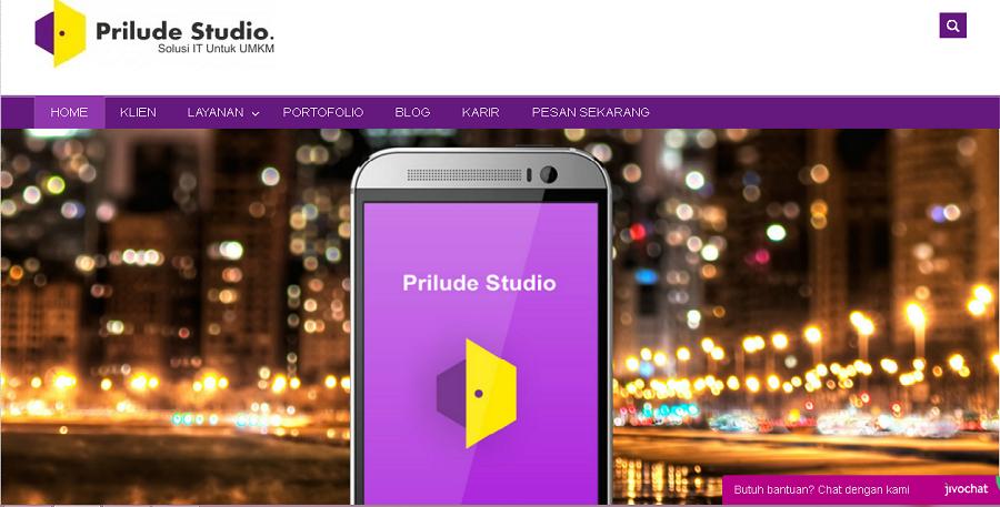 10 Keunggulan Jasa Pembuatan Aplikasi Android, Web dan Desktop Prilude Studio