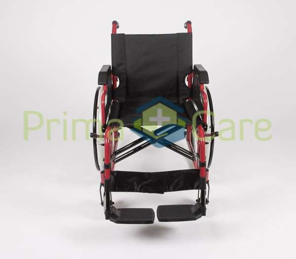 Wheelchair - Ultra Deluxe - front view