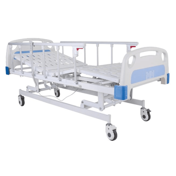 Hospital Bed - Electric - Ultra low - back and leg adjustment