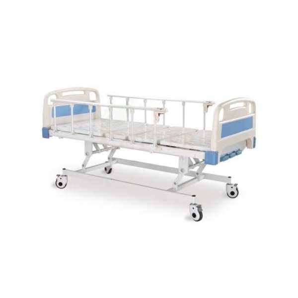 Hospital Bed - Manual - 3 Crank - Height adjustment