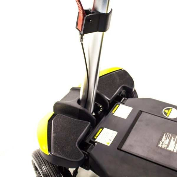 Mobility Scooter - Transformer - Automatic Folding - Adjustable Tiller