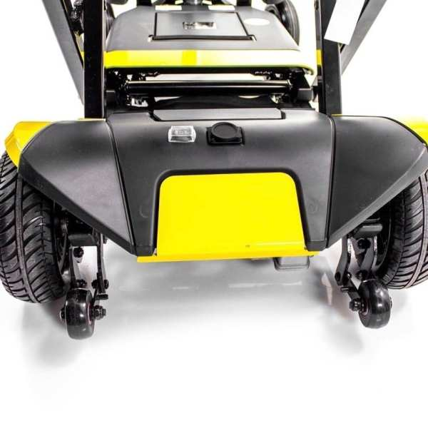 Mobility Scooter - Transformer - Automatic Folding - Rear End