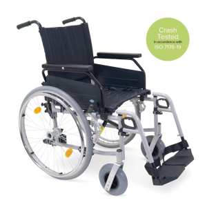 Rotec Wheelchair - crash tested
