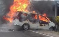 Hal Yang Bisa Menjadi Penyebab Mobil Bisa Terbakar