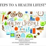 Mini Holisitic Health Expo – 3 Steps To A Holistic Lifestyle