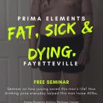 Fat, Sick and Dying (Fayetteville Edition)